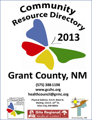 Community Resource Directory 2013 | Click to download PDF