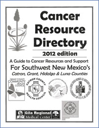SWNM Cancer Resource Directory 2012 edition | Click for a PDF