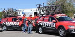 Scram Team and Gila Regional EMS Ambulance