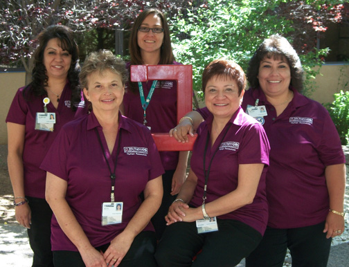 Gila Regional's Human Resource Team